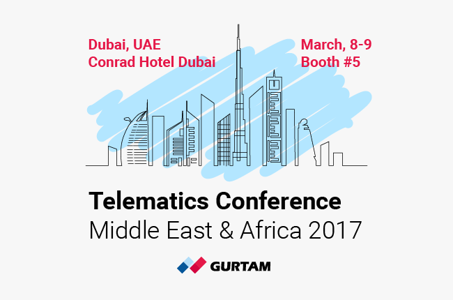 Gurtam Is Visiting Telematics Conference Middle East Africa - 8 things to know before visiting the middle east