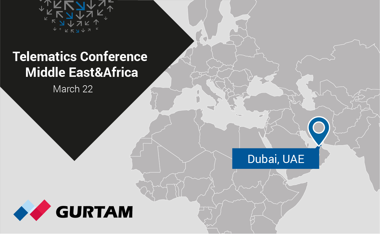 Telematics Conference Middle East & Africa 2018: Dubai calling again
